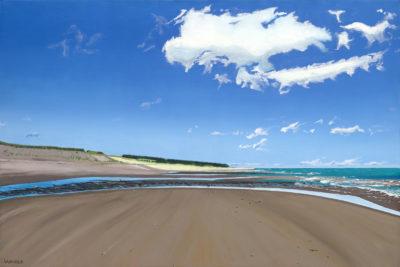 Beach Sky, 24x36