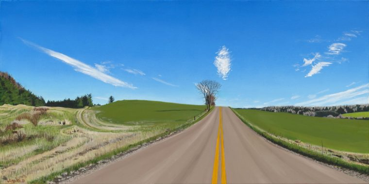 Coming Into The Country, 18x36