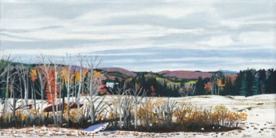 Edsell Hill View, 6x12