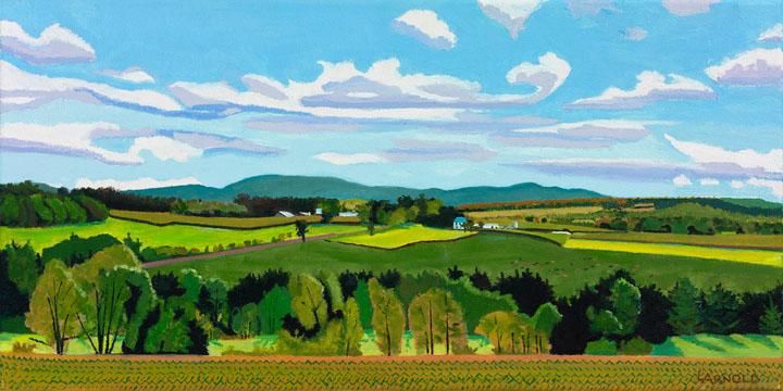 Farm Vista, Hardwick, VT
