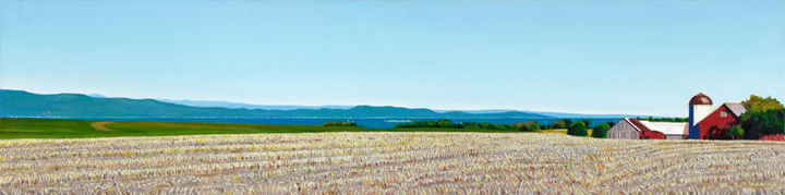 Lake Champlain Farm II