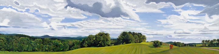 Landscape With Hopper II
