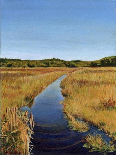 Marsh, Great Meadows