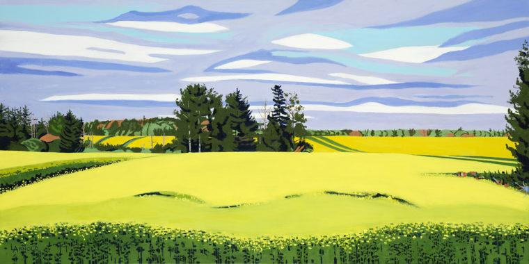 Mustard Field II, PEI, 24