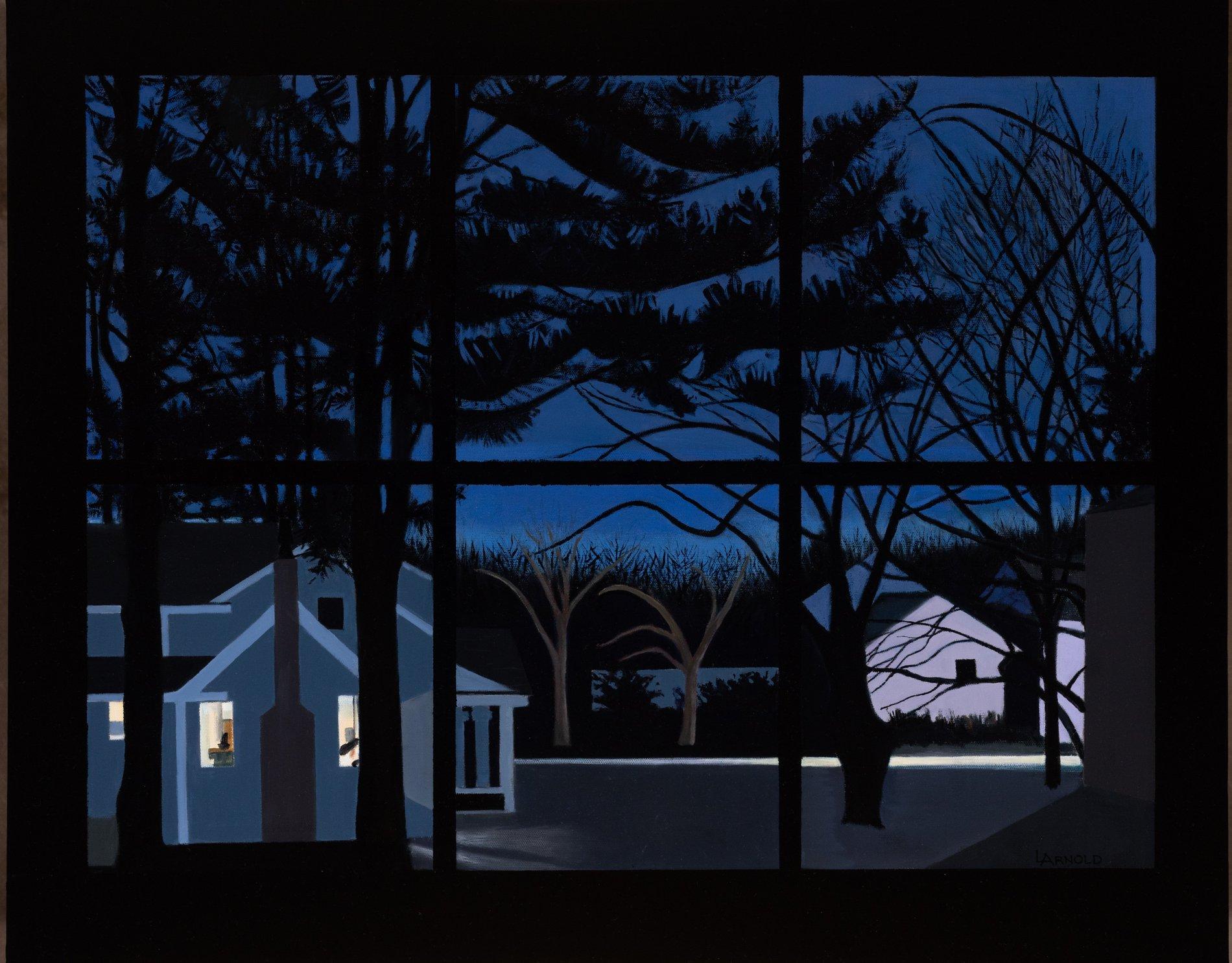 Night Light, 20 x 24