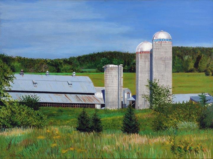 Silos, Urie Farm