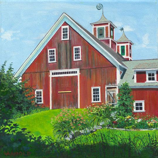 Jennifer's Barn